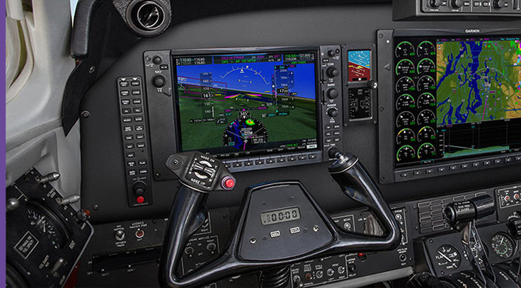Picture of avionics picture technical services.