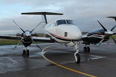 Picture of 1998 king air king air b200.
