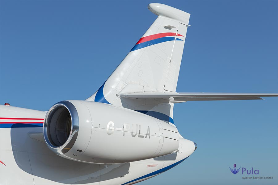 Picture of g pula aircraft gallery 06 falcon 2000 lxs.