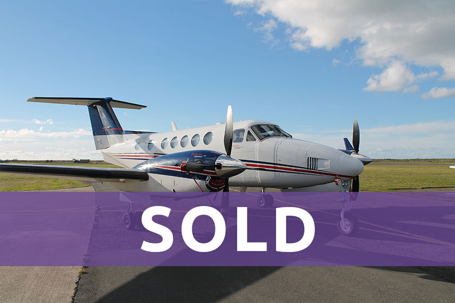 King Air 250 sold with PASL