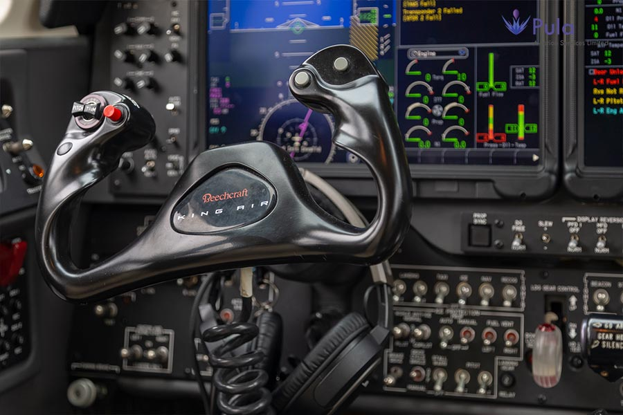 Picture of pasl king air 250 iasb 03 king air 250.