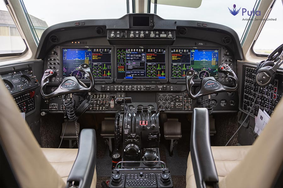 Picture of pasl king air 250 iasb 04 king air 250.