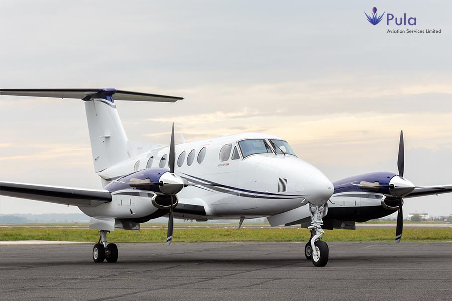 Picture of pasl king air 250 iasb 16 king air 250.