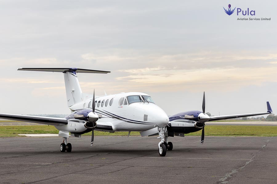 Picture of pasl king air 250 iasb 18 king air 250.