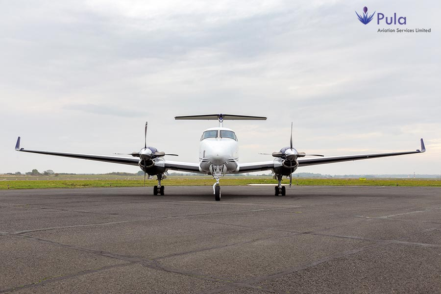 Picture of pasl king air 250 iasb 19 king air 250.