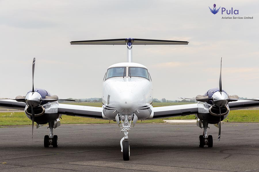 Picture of pasl king air 250 iasb 20 king air 250.