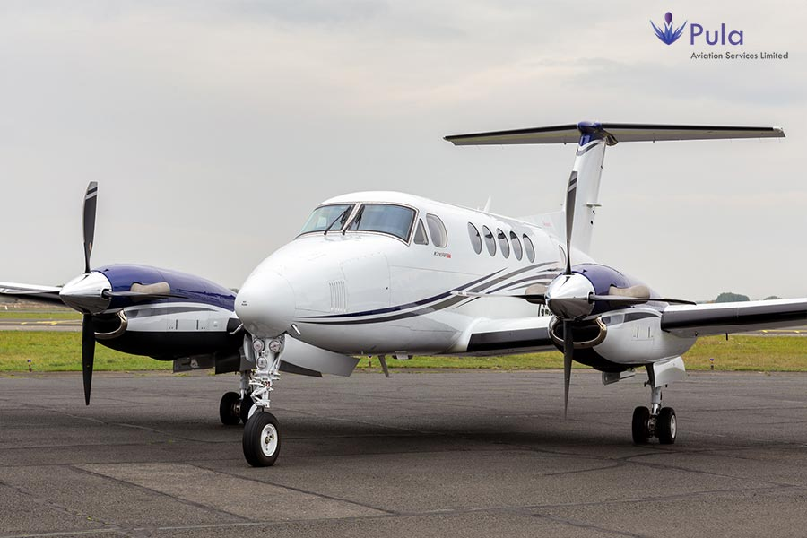Picture of pasl king air 250 iasb 21 king air 250.