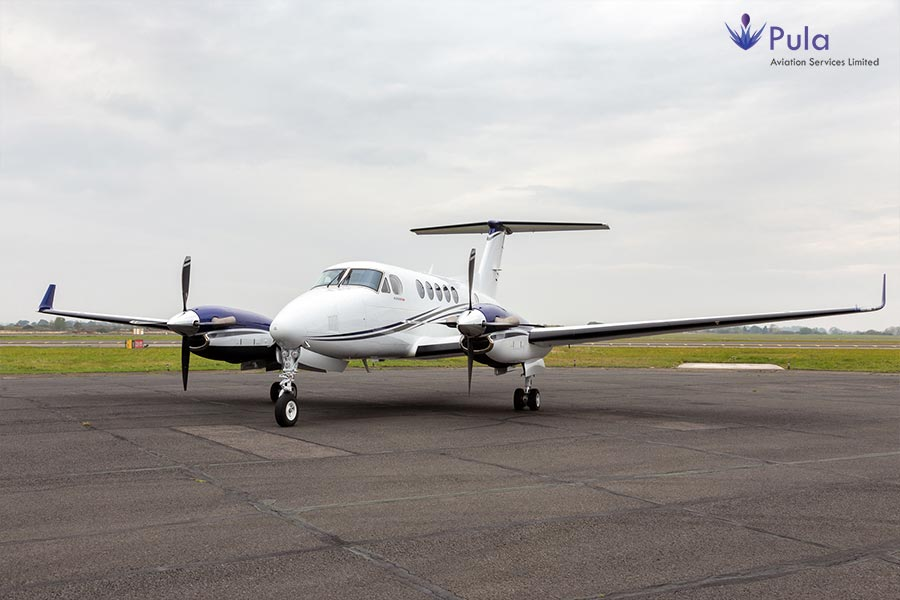 Picture of pasl king air 250 iasb 22 king air 250.