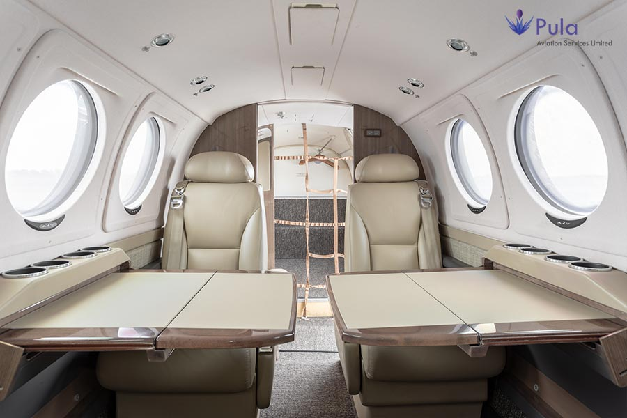 Picture of pasl king air 250 iasb 23 king air 250.