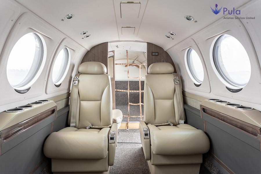Picture of pasl king air 250 iasb 24 king air 250.