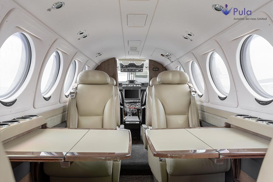 Picture of pasl king air 250 iasb 26 king air 250.