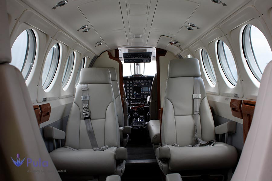 Picture of 1981 King Air 200 02 king air 200.