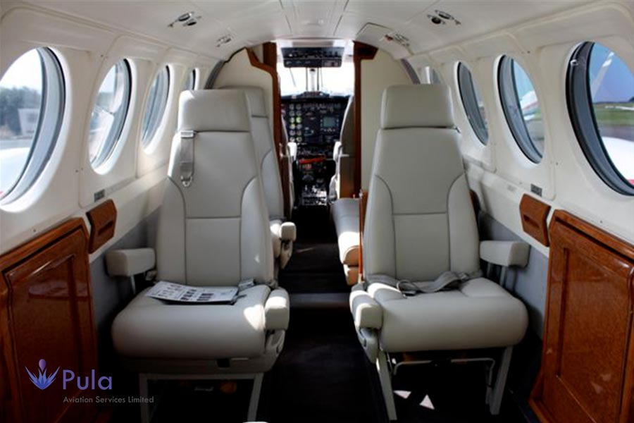 Picture of 1981 King Air 200 03 king air 200.
