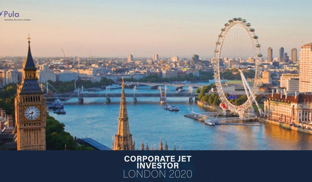 Corporate Jet Investor 2020