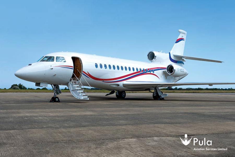Picture of Centreline welcomes exceptional 8X and cost effective King Air Centreline.