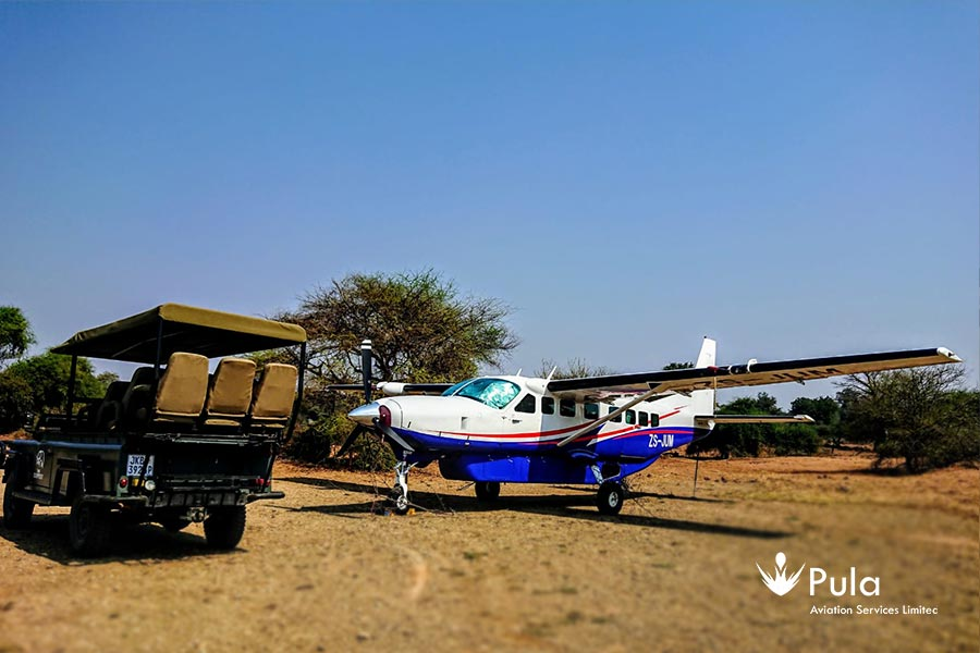 Pula Aviation Ltd Acquires a Shareholding in Pambele Aviation